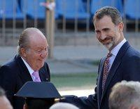Los gestos del Rey Felipe con el Rey Juan Carlos que evidencia el comunicado en el que su padre anuncia su exilio