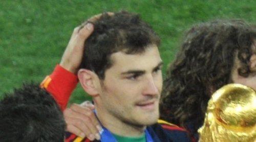 Iker Casillas anuncia que se retira del fútbol: 'Hoy es uno de los días más importantes y difíciles de mi vida'