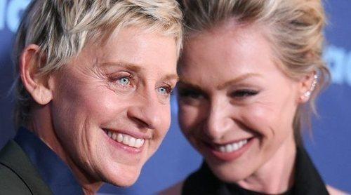 Portia Rossi sale en defensa de Elle DeGeneres mientras su futuro laboral pende de un hilo