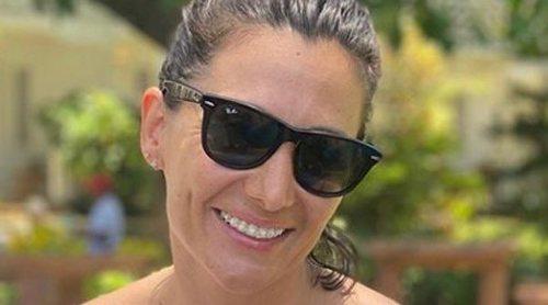 Nagore Robles hace las maletas y visita a Sandra Barneda en República Dominicana