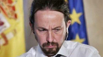 Pablo Iglesias cambia de look por culpa de sus hijos