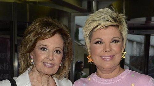 Lo que María Teresa Campos nunca se había atrevido a decirle a Terelu Campos: 'Perdóname por ser mi hija'