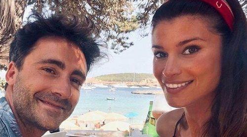 Las románticas fotografías con las que Sonia Ferrer y Pablo Nieto confirman su relación