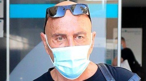Kiko Matamoros, sobre la infección que le mantiene ingresado: 'Los resultados son positivos'