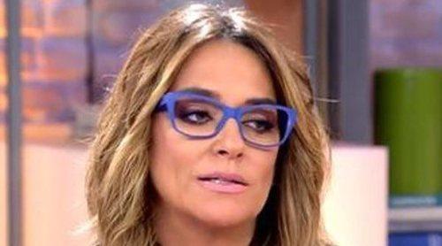 Toñi Moreno desvela cuánto pesa después de haber dado a luz a su hija Lola
