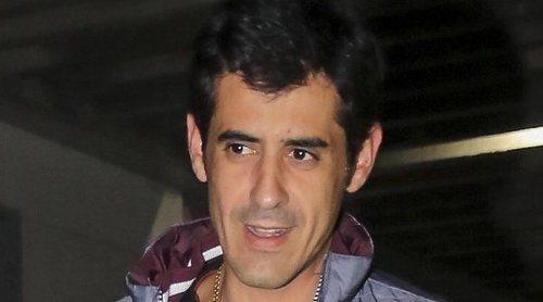 Víctor Janeiro se despide con unas tiernas palabras de su padre Humberto Janeiro