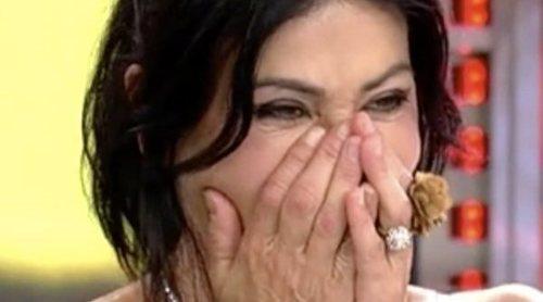 Maite Galdeano, pillada besándose con un misterioso hombre: 'Ese día me puse bragas, por si acaso'