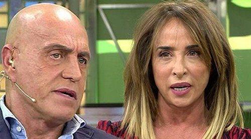 El motivo de la decepción de Kiko Matamoros con María Patiño: