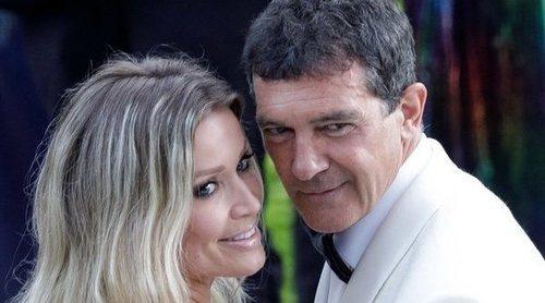 Nicole Kimpel, la mejor cuidadora de Antonio Banderas mientras supera el coronavirus