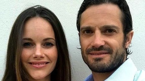 Así despiden Carlos Felipe de Suecia y Sofia Hellqvist su tour de verano por Suecia