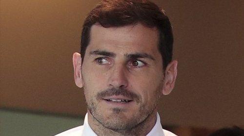 Iker Casillas regresa a su pueblo para reencontrarse con sus amigos de toda la vida