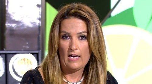 Laura Fa carga contra Terelu Campos: 'Lo que quieres es tener cortesanos que te defiendan'