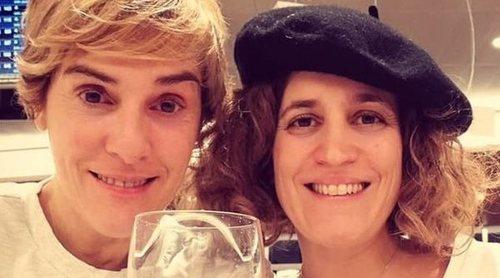 Heidi Steinhardt, esposa de Anabel Alonso, harta de los comentarios homófobos tras el nacimiento de su hijo