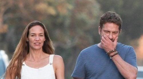 Gerard Butler y Morgan Brown rompen su noviazgo tras 6 años de relación intermitente