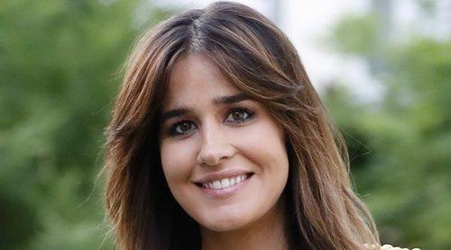 Isabel Jiménez confirma su segundo embarazo y de cuánto tiempo está