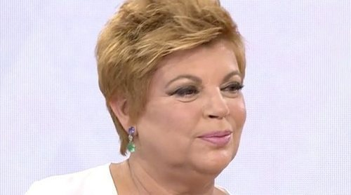 Terelu Campos confiesa que llegó a arrepentirse de su salida de 'Sálvame': 'Dije: '¿Qué has hecho?''
