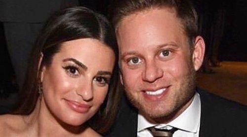 Lea Michele y Zandy Reich han sido padres por primera vez