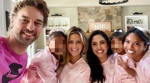 Pau Gasol, Cat McDonell y Vanessa Bryant, viuda de Kobe Bryant, disfrutan juntos de sus vacaciones