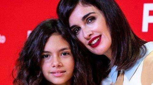 Ava Salazar, la hija de Paz Vega, debutará en el cine junto a su madre