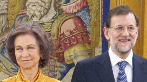 La Reina Sofía podría haber conspirado con Mariano Rajoy para provocar la abdicación del Rey Juan Carlos