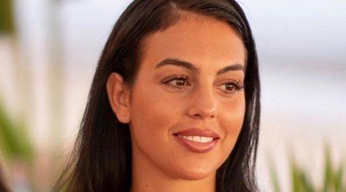 Pétalos de rosa y mucho rojo: Así ha sido la fiesta en la que se habrían comprometido Cristiano Ronaldo y Georgina