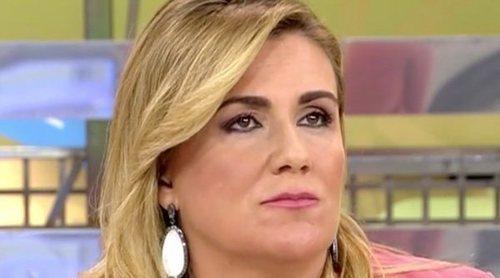 La mala experiencia de Carlota Corredera en una entrevista con Miguel Bosé: 'Me trató como la última mierda'