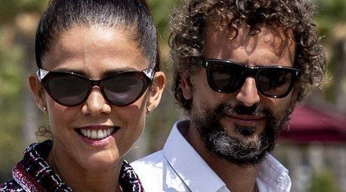 Juana Acosta confirma su relación con el financiero Charles Alazet durante el Festival de Málaga 2020