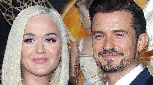 Katy Perry y Orlando Bloom han sido padres de su primera hija en común