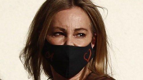 Ana Obregón, muy triste por su polémica con Clemente Lequio y sus nuevas tensiones con Antonia Dell'Atte