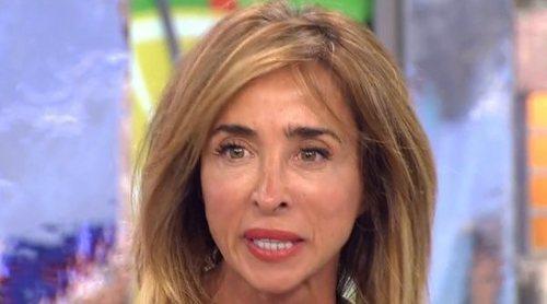 Kiko Matamoros carga contra María Patiño: