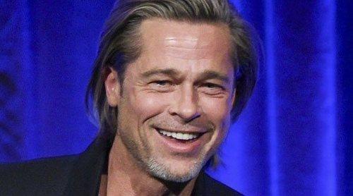 Brad Pitt disfruta de unas vacaciones en Francia con una modelo alemana