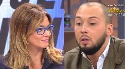 Toñi Moreno y Avilés firman la paz tras sus zascas en 'Viva la vida': 'Te he cogido cariño'