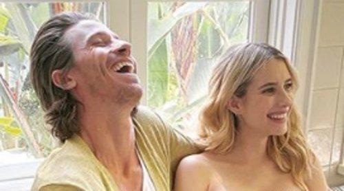 Emma Roberts confirma que está embarazada de su primer hijo