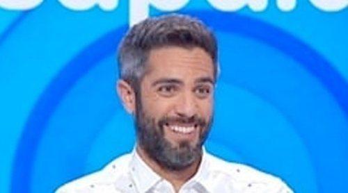 Roberto Leal da positivo en coronavirus: será sustituido por Manel Fuentes en 'Pasapalabra' mientras se recupera