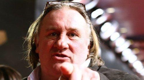 Gérard Depardieu, detenido en París por conducir bajo los efectos del alcohol