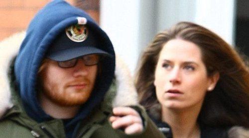 Ed Sheeran y Cherry Seaborn ya son padres de una niña