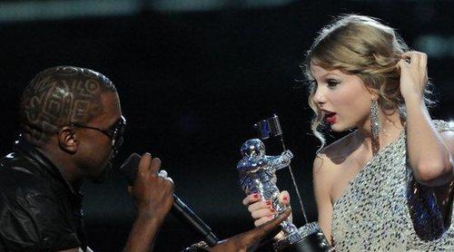 Kanye West asegura que Dios le empujó a interrumpir a Taylor Swift en los VMAs de 2009