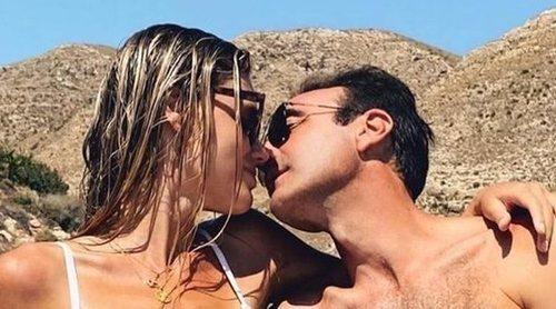 El romántico vídeo con el que Enrique Ponce felicita a Ana Soria por su 23 cumpleaños