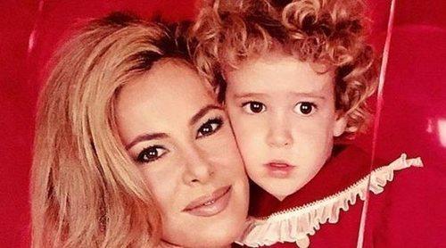 Ana Obregón conmueve con un vídeo de Álex Lequio cuando era pequeño: 'Echo de menos que me llame mamá'