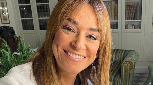 Las aventuras laborales de Toñi Moreno hace años: muchos castings y Luisa Martín como madrina
