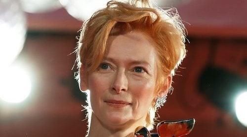Tilda Swinton gana un León de Oro honorífico en el Festival de Venecia 2020: 'Soy la chica punk obsesionada por el cine'