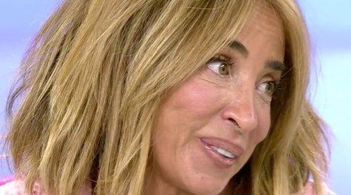 María Patiño se disculpa con Mila Ximénez por haberse escudado en su perro para no afrontar su cáncer