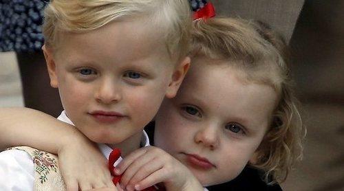 La reaparición de Jacques y Gabriella de Mónaco junto a sus padres antes de la vuelta al cole