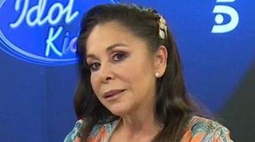 Isabel Pantoja, muy sincera con Asraf: 'No me caía bien pero se aclaró todo y ya es de la casa'