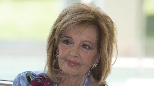 María Teresa Campos responde a la polémica por sus palabras en 'Hormigas blancas': 'Me cuidé mucho de no nombrar a nadie'