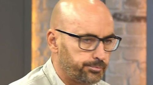 Emma García pone en su sitio a Diego Arrabal por un comentario sobre la entrevista de Paz Padilla