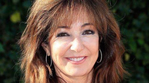 Ana Rosa Quintana vuelve a trabajo con un sorprendente nuevo look