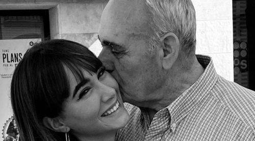 Muere el abuelo de Aitana Ocaña: 'Cuatro ángeles en el cielo. Te quiero yayo'