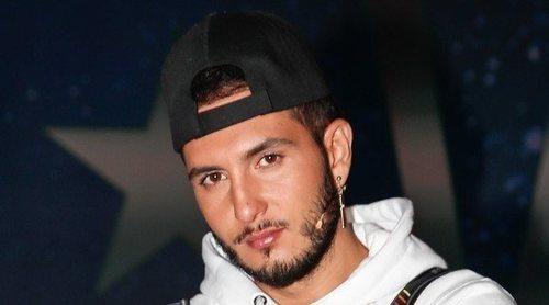 Omar Montes protagoniza una brutal pelea en la que termina sangrando y se aleja de las redes sociales