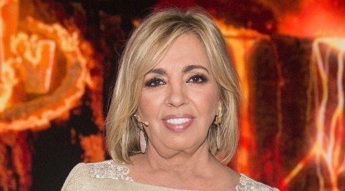 Carmen Borrego: 'A lo mejor Rocío Flores le ha hecho tanto daño a Rocío Carrasco que se ha quedado paralizada'